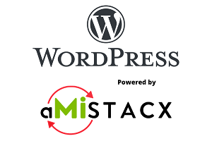 WordPress High Availability powered by aMiSTACX